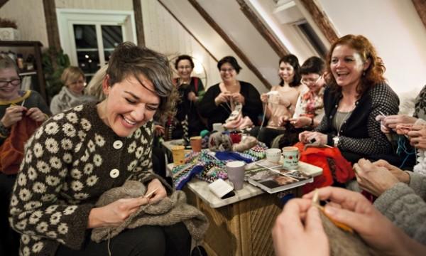 faroe islands knitting