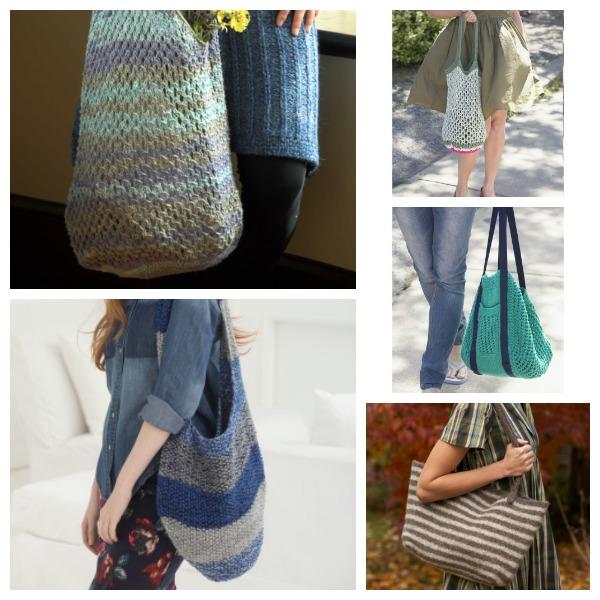 bag knitting patterns
