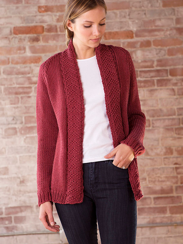 Learn How to Knit a Pieced Raglan with This Easy Tutorial