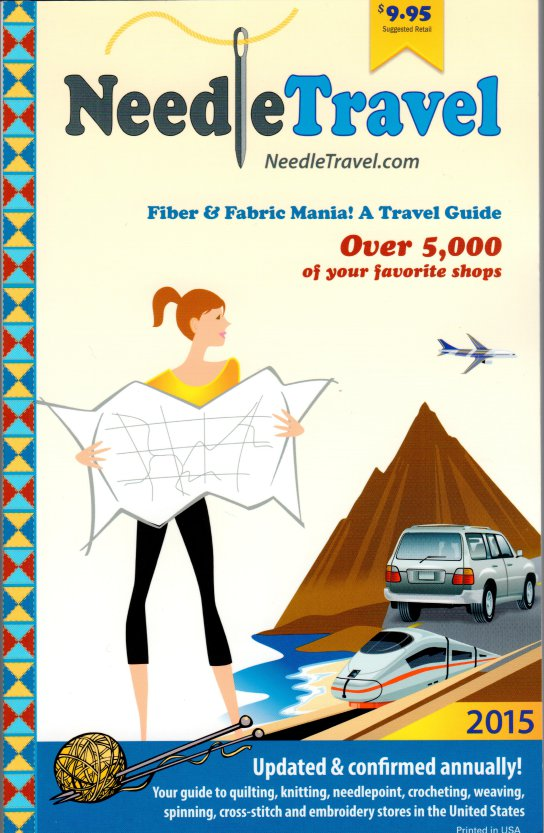needletravel guide book