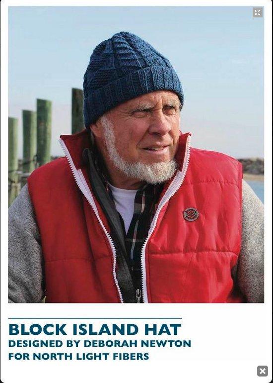 block island hat deborah newton