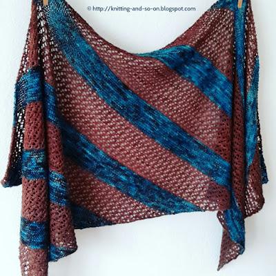 fall knit wrap