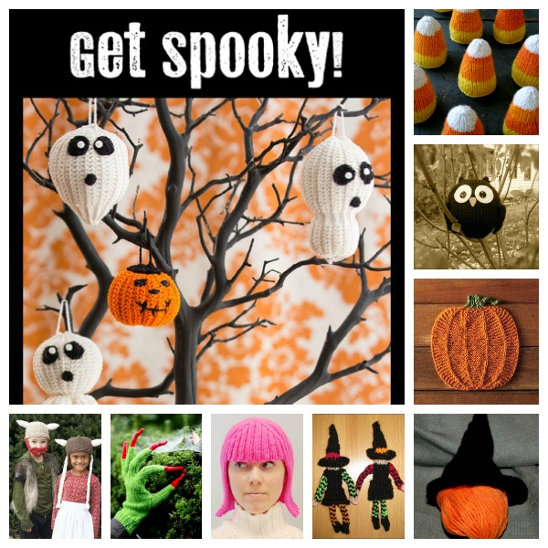 Check out these great ideas for Halloween knitting patterns.
