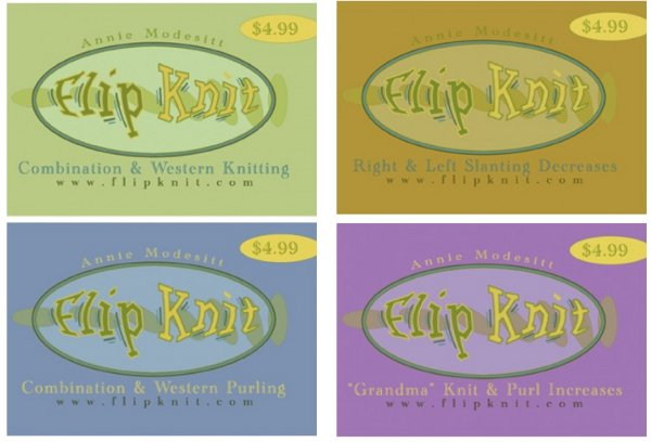 flip knit books giveaway