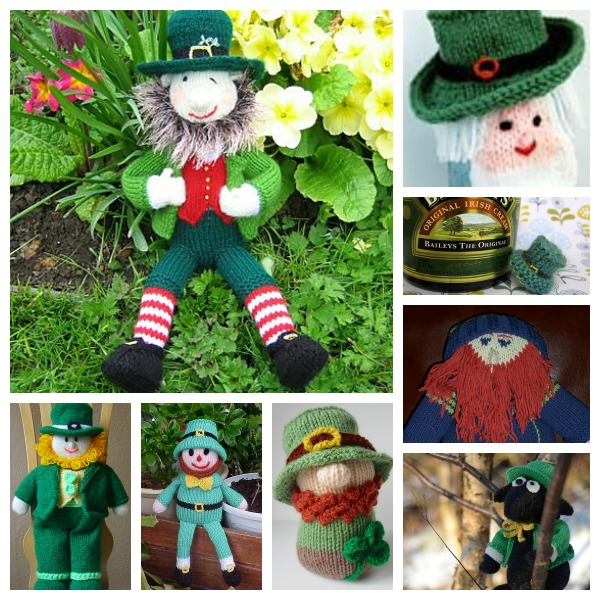 leprechaun knitting patterns
