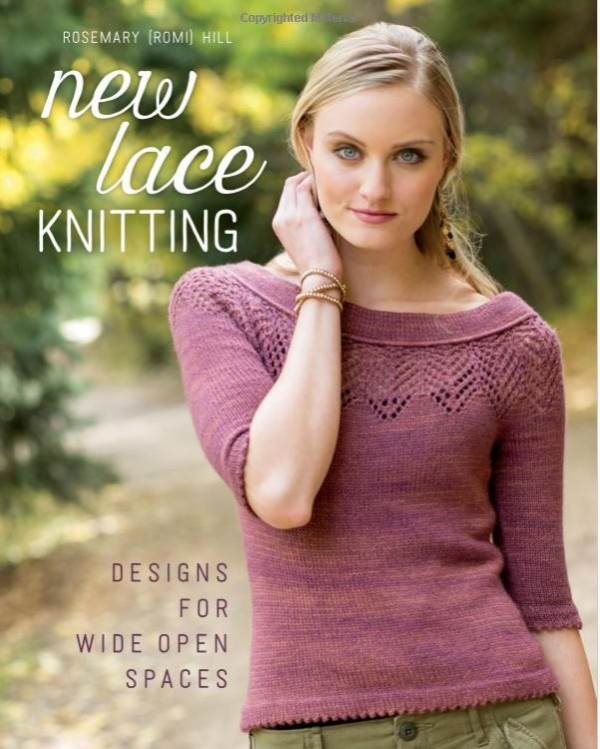 new lace kntiting book review
