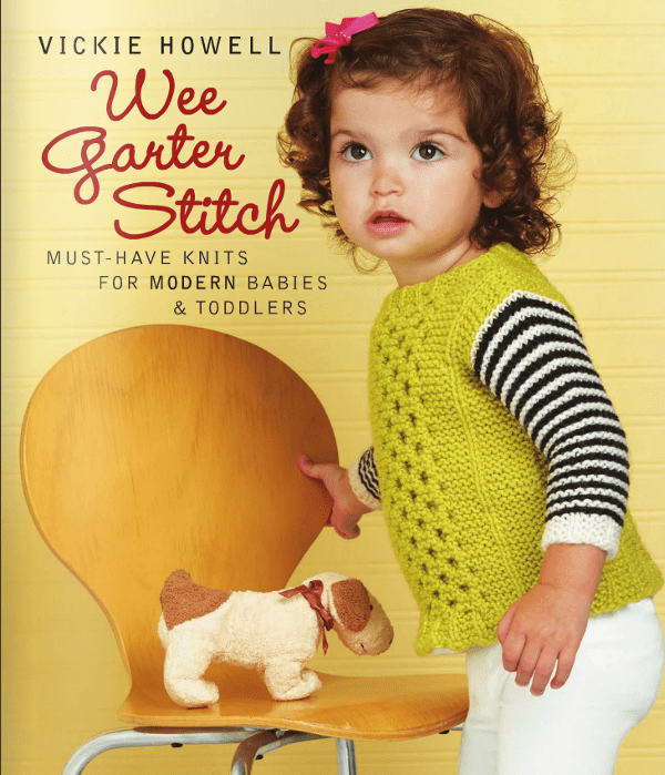 wee garter stitch book review