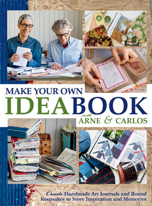 arne & carlos idea book review