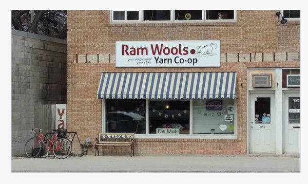 Ram Wools KnitTV Kickstarter