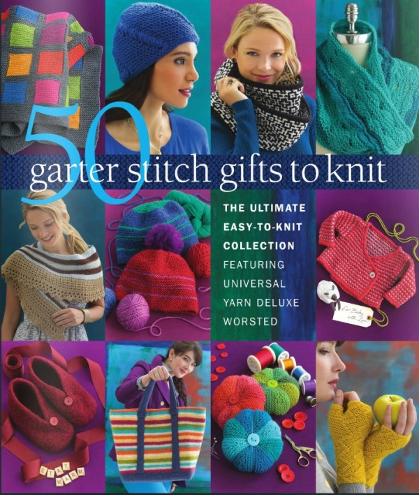 giveaway 50 garter stitch projects