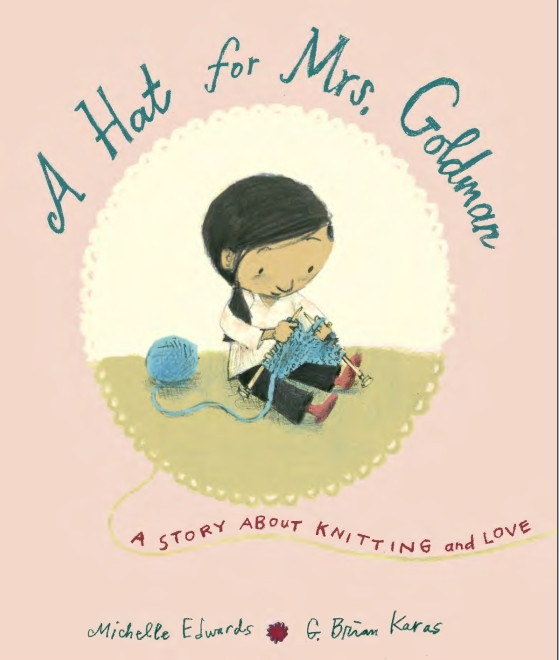 A Hat for Mrs. Goldman children's picture book