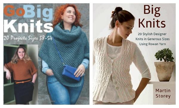 Giveaway Plus Size Knitting Books Knitting