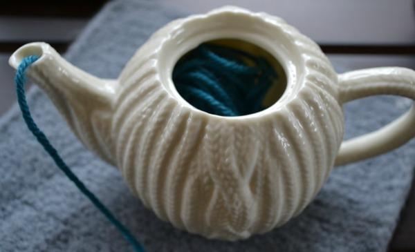Gift Idea: Yarn Bowls - Knitting