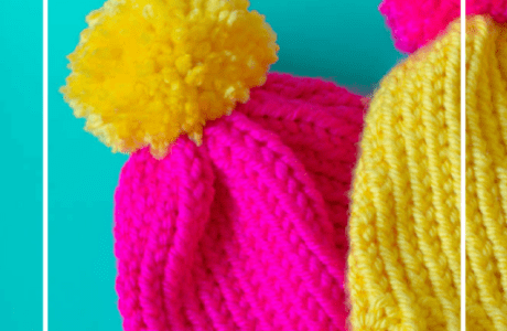 Knit a Simple Hat on a Knitting Loom