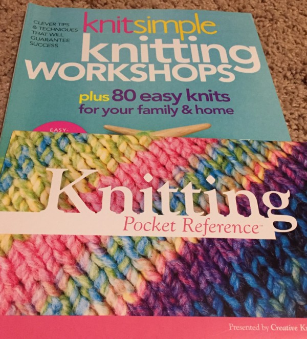 knitting reference giveaway