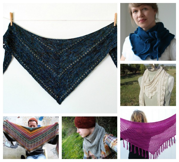 shawl knitting patterns for mother's day and beyond