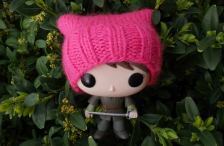 Stitch a Pussycat Hat for a Funko Doll