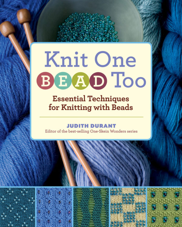 Knitting With Beads Book : Learn how to knit with beads this fun book knitting