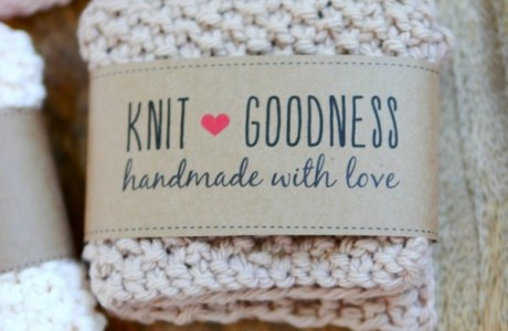 Plan Ahead for Gift Knitting with These Printable Labels