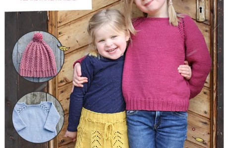 Have Kids to Knit for? Check out the New DROPS Catalog