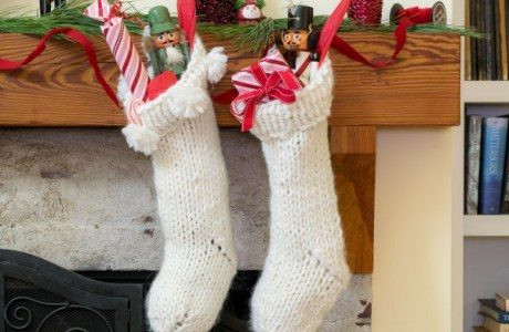 In Case You're Already Thinking about Holiday Knitting