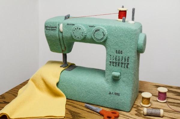 knit sewing machine