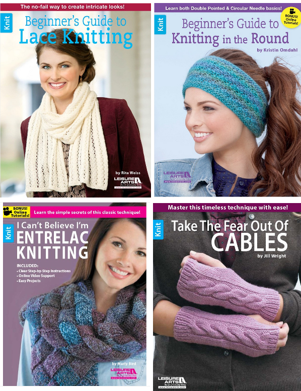 knitting skill books