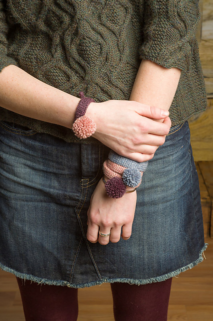 Knit Bracelets for the True Last-Minute Gift Knitter