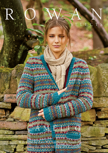 rowan yarns camello knitting patterns
