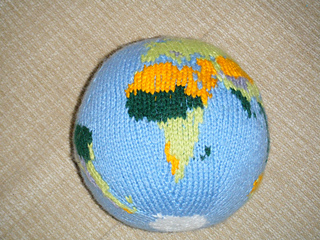earth knitting pattern