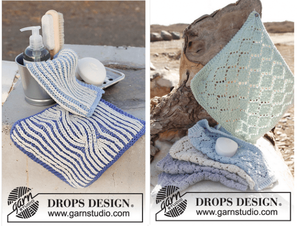 Great New Washcloths for Spring