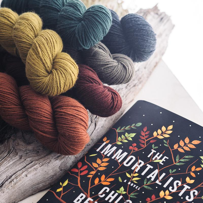 immortalists yarn bundle