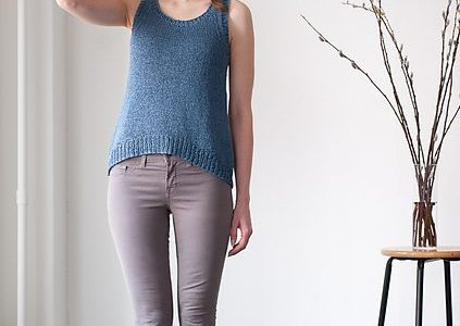 A Lovely Roundup of Summer Tops to Knit