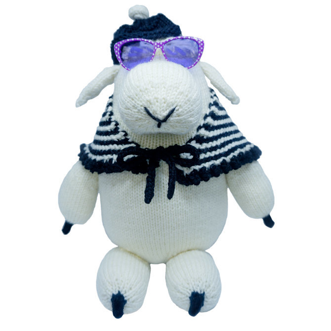 knit dolores sheep