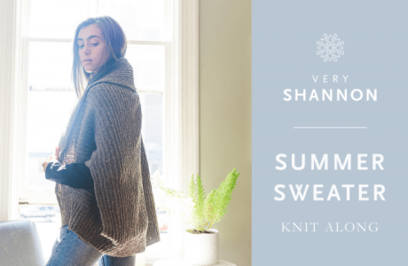 Who's Ready for a Summer Sweater Knitalong?