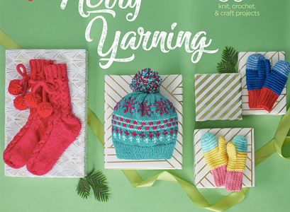 Get a Jump on Holiday Crafting with Merry Yarning