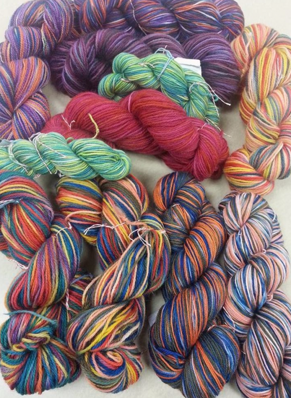 yarn makers of color