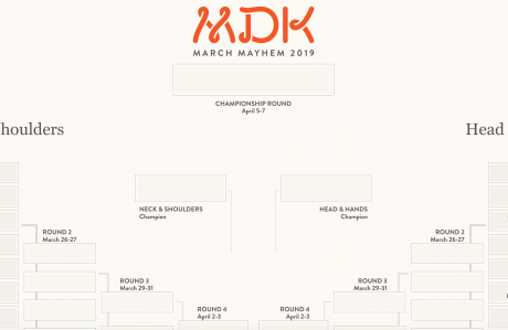 march mayhem bracket
