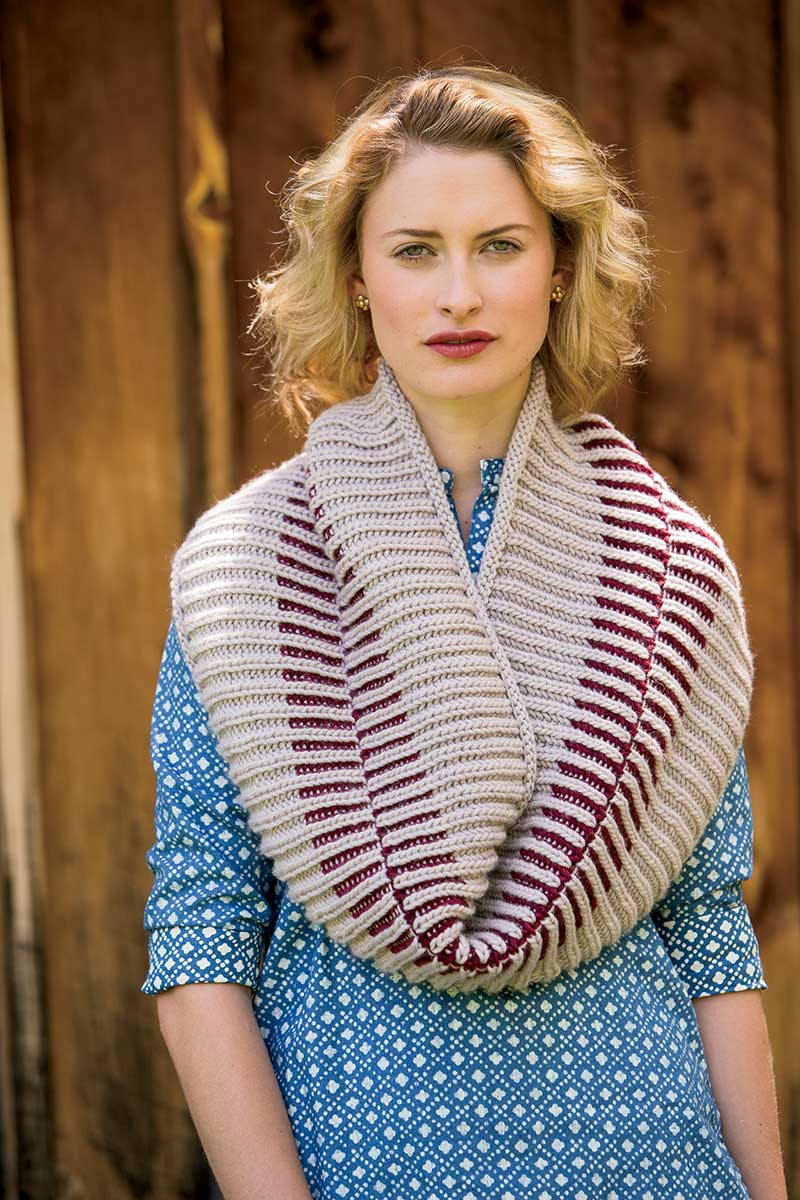 zipper cowl fisherman's rib