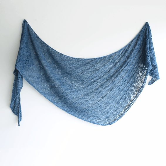 Beach Wrap Knitting Pattern is Perfect for Summer