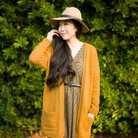 The Daylight Cardigan Knitting Pattern is Perfect for Fall