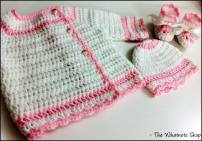 Knitted baby and child sweater patterns (206)