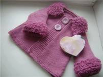 Knitted baby and child sweater patterns (210)