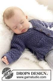 Knitted baby and child sweater patterns (242)