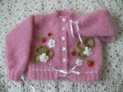 Knitted baby and child sweater patterns (246)