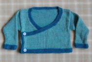 Knitted baby and child sweater patterns (248)