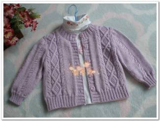 Knitted baby and child sweater patterns (256)