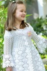 Knitted baby and child sweater patterns (257)