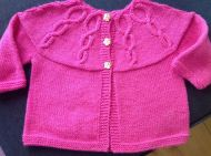 Knitted baby and child sweater patterns (289)