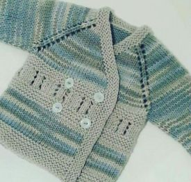 Knitted baby dress, vest, cardigan, sweater, overalls patterns (212)